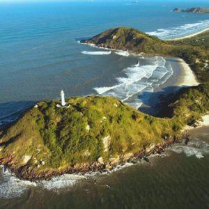 Ilha do Mel - Farol das Conchas
