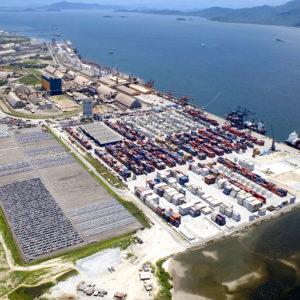 Porto de Paranguá